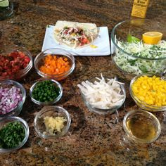 Fish tacos... Check out recipe at Kutv.com. Fresh in the kitchen link