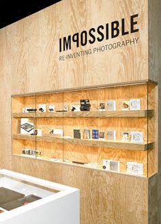 Impossible by Heine/Lenz/Zizka, via Behance