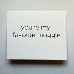 favorite muggle