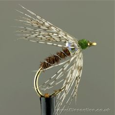 Partridge and Pearl Spider - Pheasant & Natural