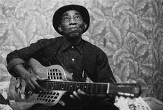 Mississippi John Hurt   1928 / Born in 1893 in Mississippi, folk guitarist John Hurt went to Memphis and New York City in 1928 to record six 78s (12 songs) for Okeh Records. They sold so poorly that he returned to obscurity in Avalon, Mississippi. Rediscovered in 1963, he then released his first album, only to die of heart attack three years later.