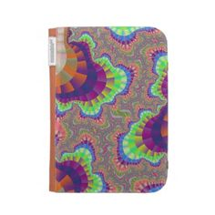 Customizable California Rainbow Gear Kindle Case on sale for $54.95 at www.zazzle.com/wonderart* or click on the picture to take you directly to the product.