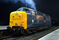 55002 'Kings Own Yorkshire Light Infantry' at Swinton on 27th Nov 2014. (Tom O'Donnell)