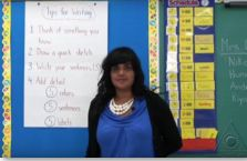 This teacher has built her writing program with the influence of Lucy Calkin's literacy program. There are several steps that take place in this writer's workshop. All stages used by this teacher promote literacy independence for students, in addition to development of writing skills (YouTube, 2011; BLD, 2018). This lesson is valuable for educators because it presents a chance for students to not only be engaged in literacy but also work on multiple skills related to the writing process.
