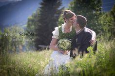 Heiraten in Kärnten - so natürlich und total romantisch in der Blumenwiese