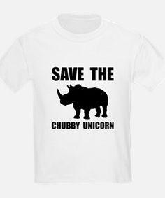 e68b7260 Chubby Unicorn Rhino T-Shirt for Custom Design, Mugs, Mens Fashion, Geek