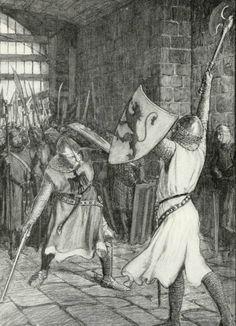 In Defense of the Castle - public domain ebook