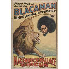 Blacaman Hindu Animal Hypnotist