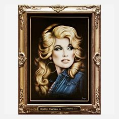 Dolly Parton Hollywood Velvet