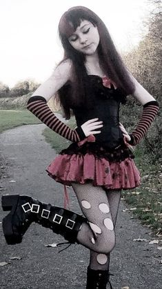 Pastel Goth Outfits, Gothic Outfits, Emo Outfits, Grunge Outfits, Fashion Outfits, Alternative Outfits, Alternative Fashion, Aesthetic Fashion, Aesthetic Clothes