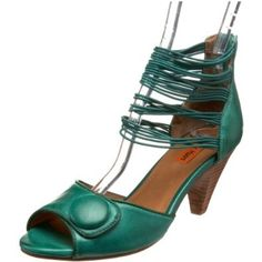 d4cced8acc08c Green heels  Amazon.com  Miz Mooz Women s Wagner Sandal  Shoes