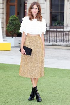 @Alexandra M What Wear - The Week's Most Talked About Celebrity Looks