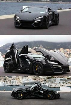 Luxus-Lifestyle: Millionen US-Dollar von W Motors Lykan Hypersport flashmode.be / … … - luxus Luxury Sports Cars, New Sports Cars, Exotic Sports Cars, Exotic Cars, Luxury Auto, Maserati, Sexy Cars, Hot Cars, Rolls Royce