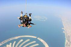 Skydive Dubai, Dubai Marina, Dubai, United Arab Emirates -...