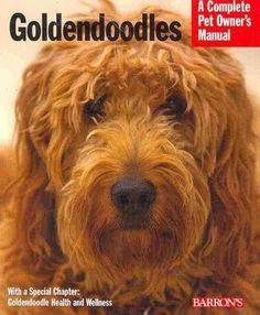Goldendoodles: Everything About Purchase, Care, Nutrition, Behavior and Training