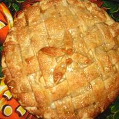 Check out this scrumptuous cooking,  recipe for Apple Pie