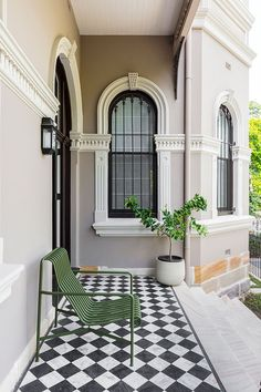 Sydney home blends old and new