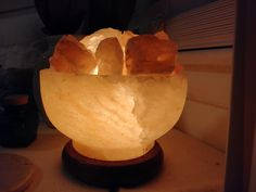 Salt Lamps And Cats Fair Imported From Pakistan This Cat Shaped Crystal Salt Lamp Glows A Design Ideas