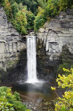 ✯ Taughannock Falls State Park - Trumansburg, NY