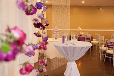 Ceremony Decor & Centerpieces by Southern Florals and Drapes