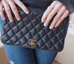 how to spot a fake Chanel! www.thehunterstyle.com