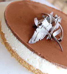 Bavarois vanille chocolat... Comme chez le pâtissier! - Recettes Hanane