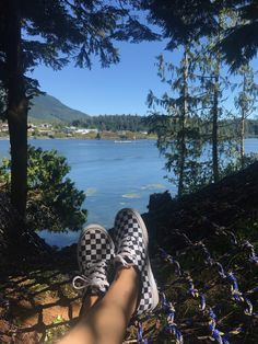 Leanne Pelosi posted up with a view!  Tune into the adventure and check out the Salt Water Retreat.