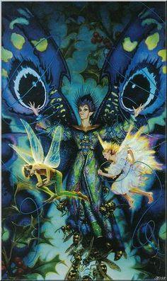 Don Maitz - Fairy Photo by tonjalea | Photobucket