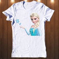 Personalized Frozen Elsa from Disney's Frozen movie T by Shaloom, $17.98