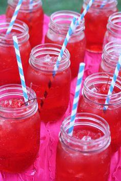 Parties by Kake, LLC~drink table