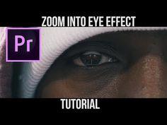 Zoom Into Eye Effect | Premiere Pro Tutorial | - YouTube