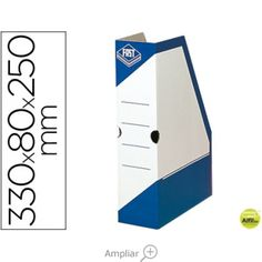 REVISTERO FAST-PAPERFLOW CARTON COLOR AZUL