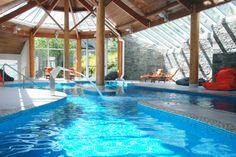 Swimming Pool @ Sheen Falls Lodge
