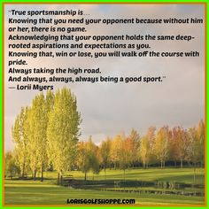 #LOVE this #golf quote