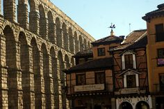 Fotos de: Segovia  -I- Patrimonio de la Humanidad