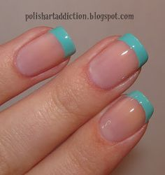 Turquoise French