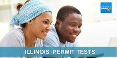 Illinois dmv website ******* Illinois Permit Test No. 1 – 35 Questions Illinois Permit Test No. 1 – Passing score: The passing score in Illinois is Dmv Test, Permit Test, Simply Learning, Business News, Driving Test, Illinois, Finance