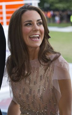 Kate Middleton Catherine, Duchess of Cambridge attends the ARK 10th Anniversary Gala Dinner at Perk's Field on June 9, 2011 in London, England.