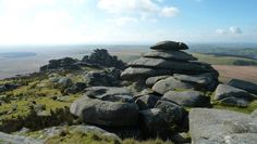 Brown Willy tor up for sale
