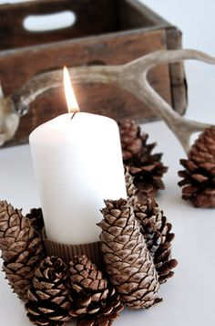 5 best simple Christmas centrepiece ideas « Decorator's Notebook blog