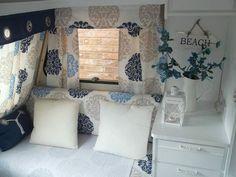 Example of caravan interior