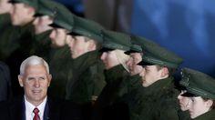 Mike Pence, en Múnich para tranquilizar a los aliados de EE. UU.  en la Conferencia de Seguridad | Euronews