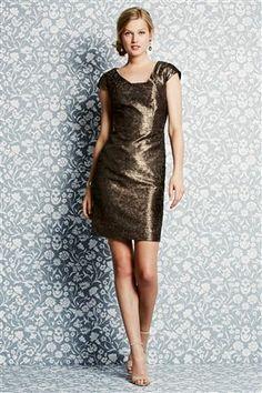 Buy Bronze Jacquard Dress from the Next UK online shop £55