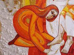 Lunedì santo_Con Maria a Betania