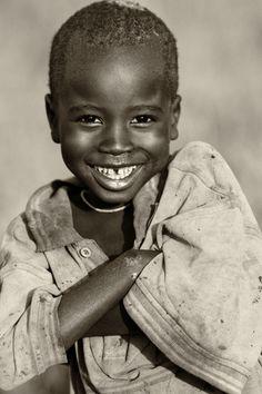 Africa | Suri boy.  Omo Valley, Ethiopia |  ©Dietmar Temps