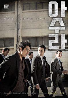 Asura: The City of Madness (아수라) Korean Movie 2016 - Starring: Jung Woo Sung, Hwang Jung Min, Ju Ji Hoon, Kwak Do Won, Jeong Man Sik, Yoon Ji Hye, Kim Hae Gon, Kim Won Hae, Oh Yeon A, Yoon Je Moon & Kim Jong Soo