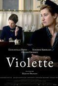 Violette Leduc hija bastarda de un noble, conoce a Simone de Beauvoir tras la posguerra en Saint Germain des Prés, comenzando así una relación intensa entre est