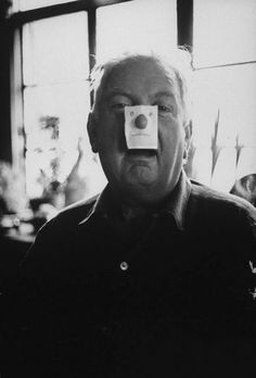 Alexander Calder, via EYE-LIKEY