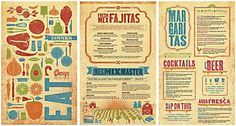 Chevys Fresh Mex rebrand materials by San Francisco agency Hub Strategy, with consulting group Results Thru Strategy