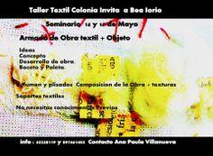 Seminario realizado por Bea Iorio En Colonia del Sacramento Uruguay 16 y 17 de Mayo 2014